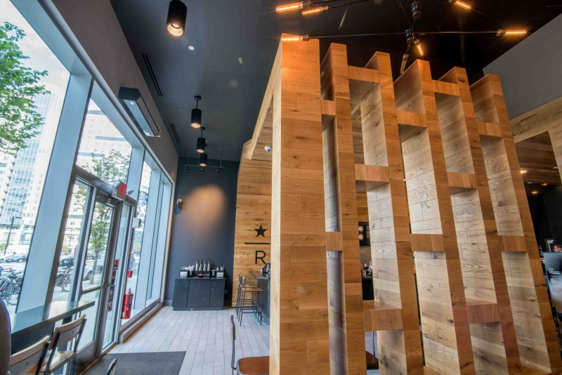 Cornerstone Design Build Services Inc Starbucks Coffee
