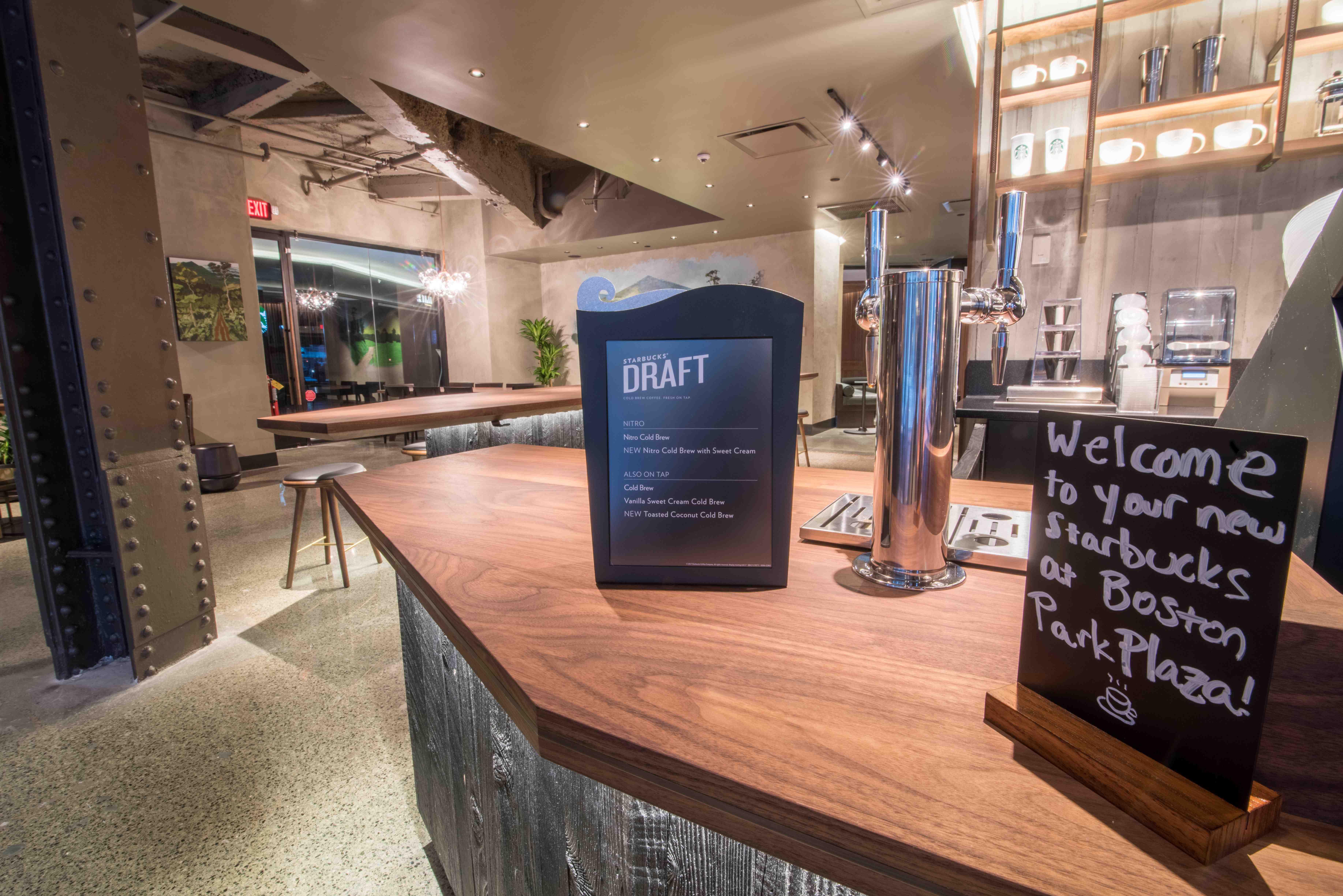 Cornerstone Design Build Services Inc Starbucks Coffee